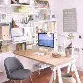 ✔️ 55 wall shelves design ideas show off your precious possessions with floating wall shelves 2