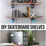 ✔️ 55 wall shelves design ideas show off your precious possessions with floating wall shelves 27