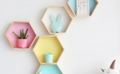 ✔️ 55 wall shelves design ideas show off your precious possessions with floating wall shelves 32