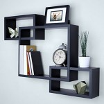 ✔️ 55 wall shelves design ideas show off your precious possessions with floating wall shelves 35