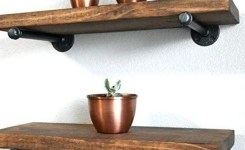 ✔️ 55 wall shelves design ideas show off your precious possessions with floating wall shelves 40