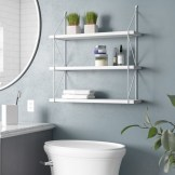 ✔️ 55 wall shelves design ideas show off your precious possessions with floating wall shelves 44