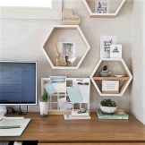 ✔️ 55 wall shelves design ideas show off your precious possessions with floating wall shelves 51