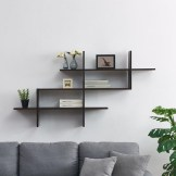 ✔️ 65 wall shelves design ideas the most efficient way to decorate your home 12