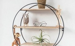 ✔️ 65 wall shelves design ideas the most efficient way to decorate your home 35