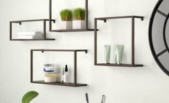 ✔️ 65 wall shelves design ideas the most efficient way to decorate your home 42