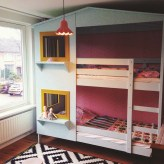 📌 4 of 63 most popular types of bunk beds 1