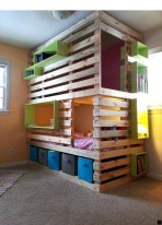 📌 4 of 63 most popular types of bunk beds 10