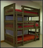 📌 4 of 63 most popular types of bunk beds 4