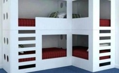 📌 4 of 63 most popular types of bunk beds 6