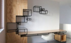 35 Amazing Corner Shelves Ideas 004