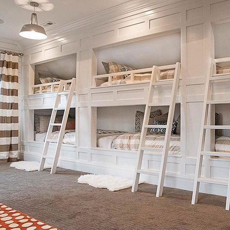 42 Best Of Bunk Bed Decoration Ideas What To Look For When Choosing The Right Bunk Bed 33
