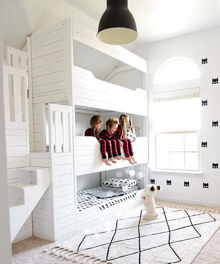 42 Best Of Bunk Bed Decoration Ideas What To Look For When Choosing The Right Bunk Bed 38
