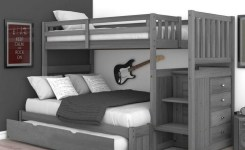 45 Amazing Bunk Bed Design Ideas How To Buy A Quality Bunk Bed 26