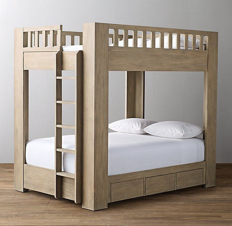 45 Amazing Bunk Bed Design Ideas How To Buy A Quality Bunk Bed 41