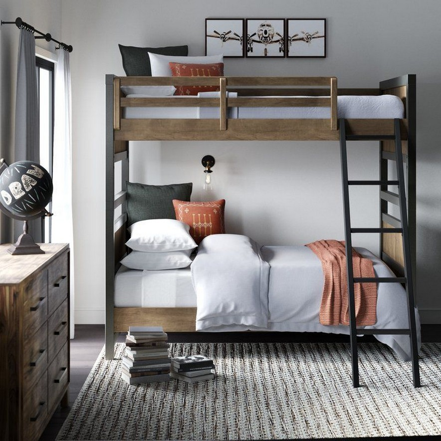 46 Best Choices Of Bunk Beds Design Ideas The Space Saving Solution 1