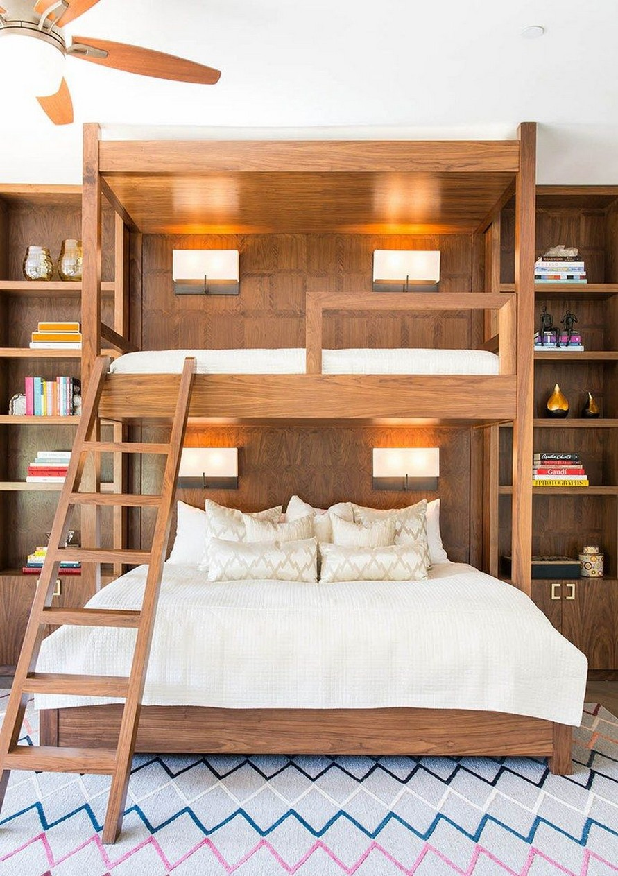 46 Best Choices Of Bunk Beds Design Ideas The Space Saving Solution 2