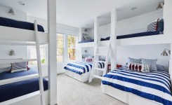 46 Kids Bunk Bed Decoration Ideas & Safety Tips 14