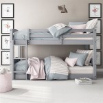 46 Kids Bunk Bed Decoration Ideas & Safety Tips 39