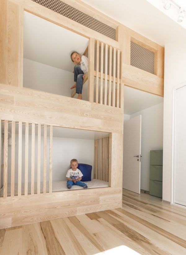 46 Kids Bunk Bed Decoration Ideas & Safety Tips 41