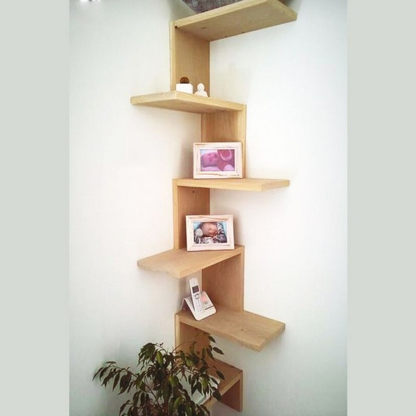 46 New Corner Shelves Ideas 012