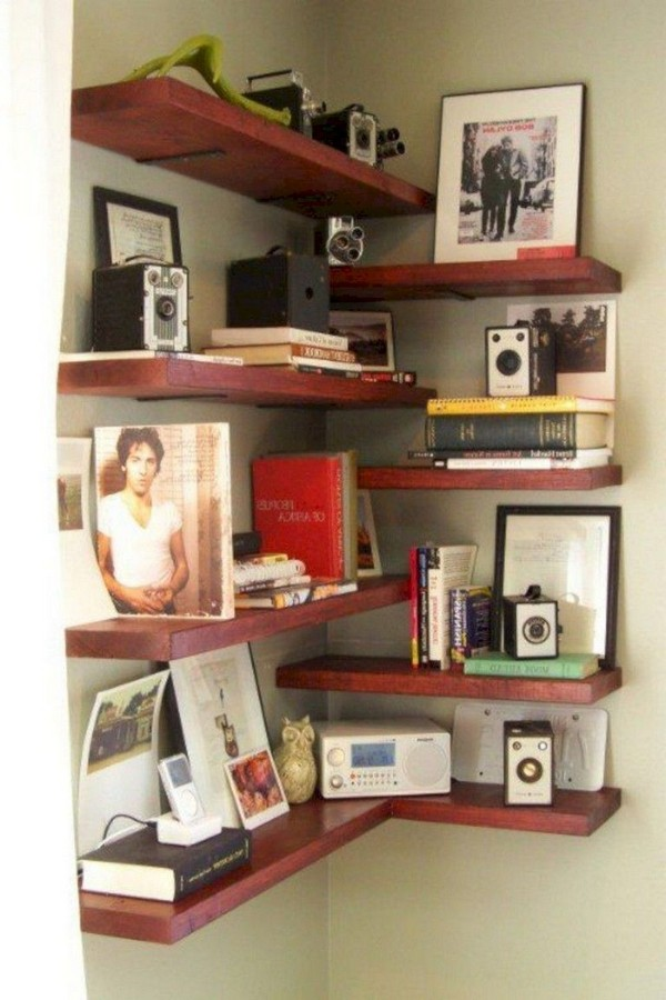 46 New Corner Shelves Ideas 013