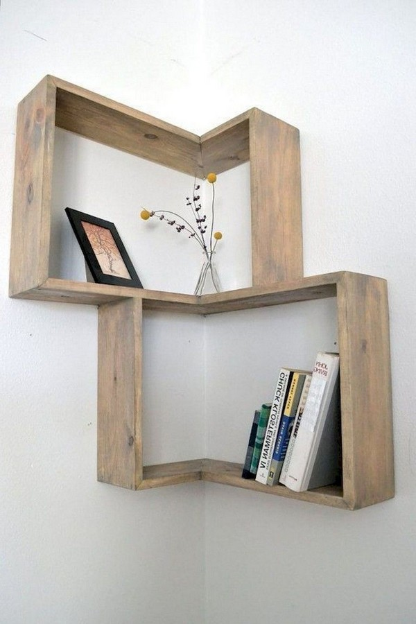 46 New Corner Shelves Ideas 031