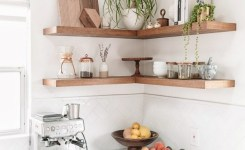 46 New Corner Shelves Ideas 046