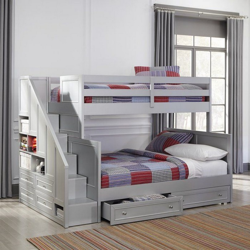 47 Best Choices Of Bunk Bed Styles Ideas For Your Home 40