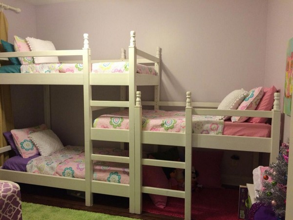 48 Best Choices Of Kids Bunk Bed Design Ideas Tips When Shopping For Bunk Beds 10
