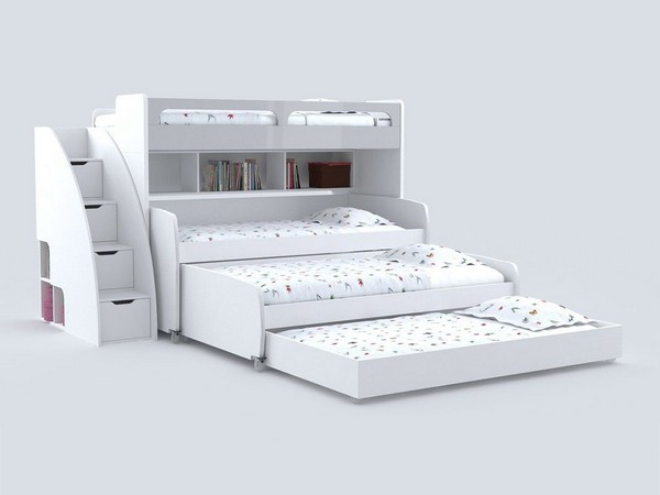 48 Best Choices Of Kids Bunk Bed Design Ideas Tips When Shopping For Bunk Beds 6