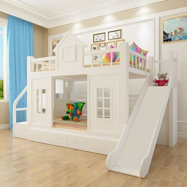 48 Best Choices Of Kids Bunk Bed Design Ideas Tips When Shopping For Bunk Beds 7