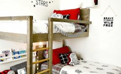 50+ Most Popular Of Kids Bunk Bed Bedroom Furniture 14