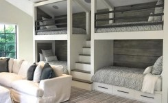 65 Nice Bunk Beds Design Ideas The Best Way To Maximize Your Living Space 43