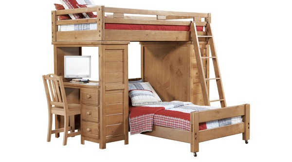65 Nice Bunk Beds Design Ideas The Best Way To Maximize Your Living Space 48