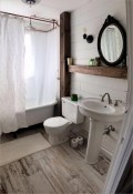 70 Kinds Of Farmhouse Bathroom Accessories Ideas- 5 Must Have Bathroom Accessories-5851