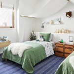 85 Awesome Bedroom Boy and Girl Decorating Ideas-3872