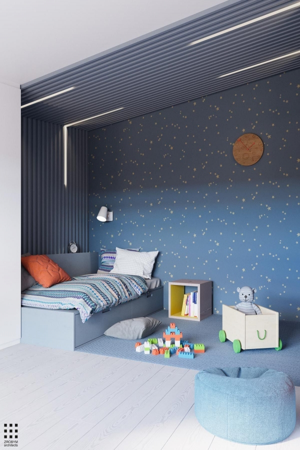 85 Awesome Bedroom Boy and Girl Decorating Ideas-3919