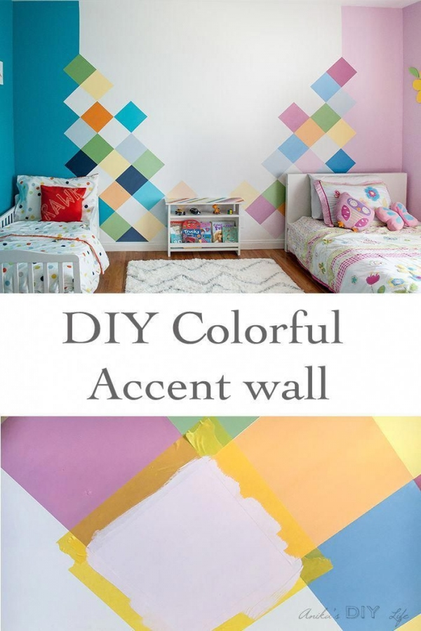 85 Awesome Bedroom Boy and Girl Decorating Ideas-3934