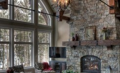 Modern Rustic Living Room Ideas House