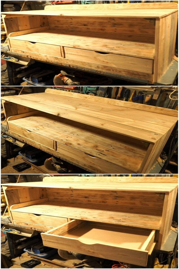 86 Most Pupulars Pallet Wood Projects Diy-3802