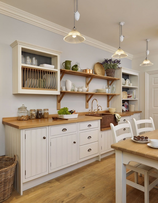 90 Rural Kitchen Ideas for Small Kitchens Look Luxurious 6245