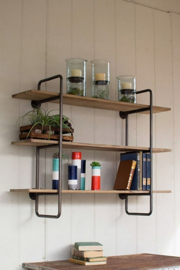 91 Most Popular Wall Shelf Ideas for Your Home Decoration-3416