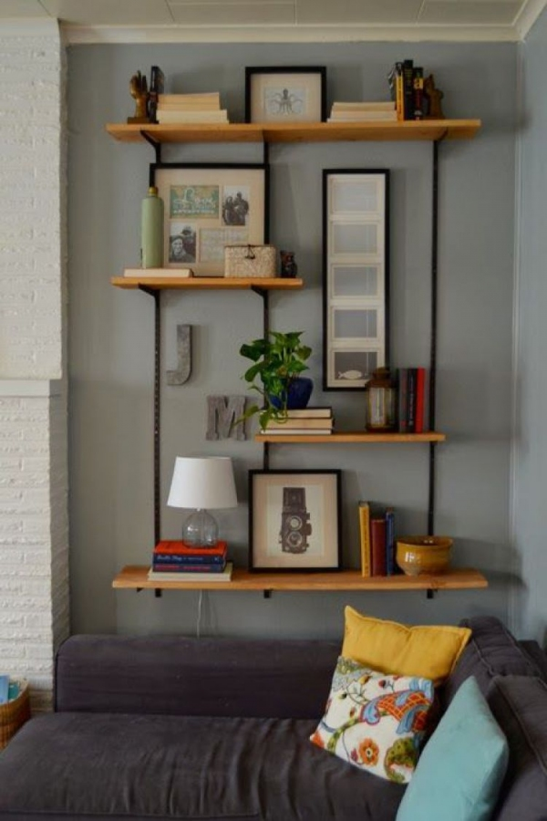 91 Most Popular Wall Shelf Ideas for Your Home Decoration-3443