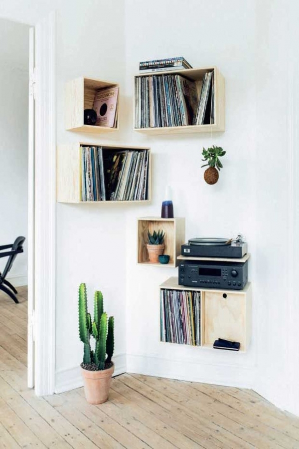 91 Most Popular Wall Shelf Ideas for Your Home Decoration-3457