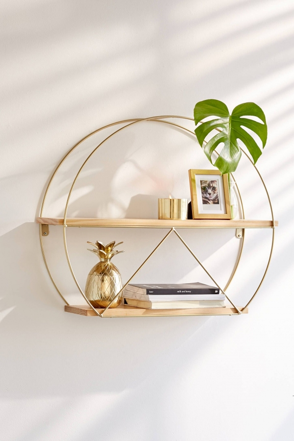 91 Most Popular Wall Shelf Ideas for Your Home Decoration-3459