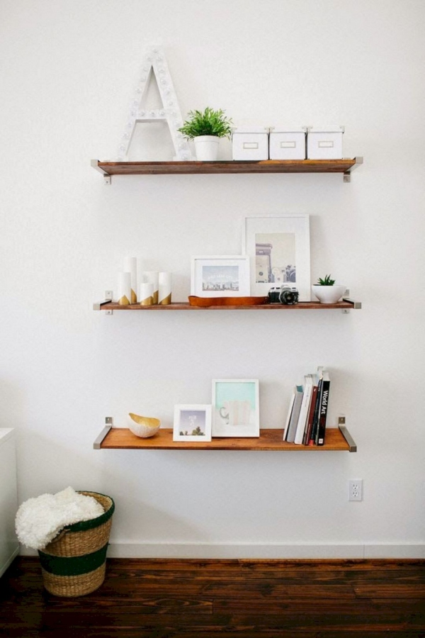 91 Most Popular Wall Shelf Ideas for Your Home Decoration-3462