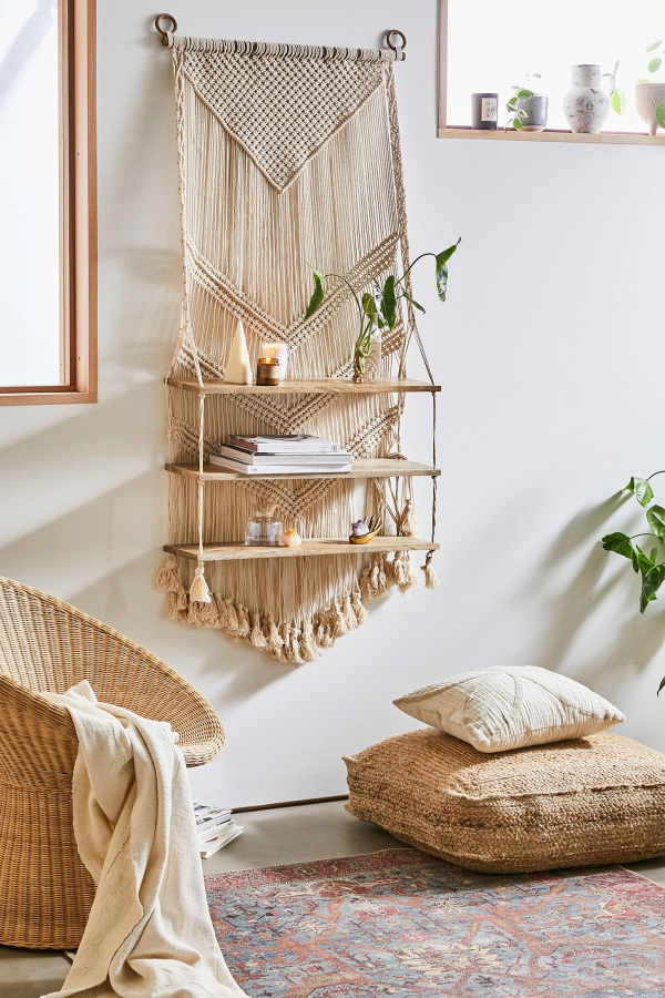 91 Most Popular Wall Shelf Ideas for Your Home Decoration-3475