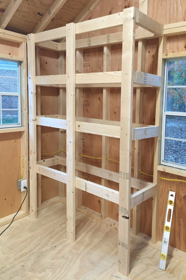94 Models Wood Shelving Ideas for Your Home-3529