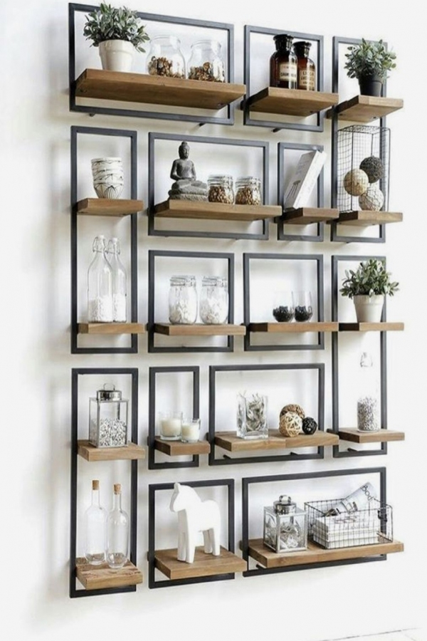 94 Models Wood Shelving Ideas for Your Home-3504